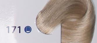 Крем краска ESTEL DE LUXE 171 Коричнево-пепельный блондин ультра, 60 мл