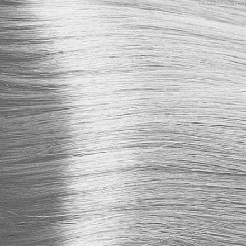 Крем краска Kapous Hyaluronic 10/012 Платиновый блондин прозрачный табачный, 100 мл