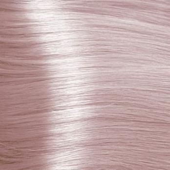 Крем краска Kapous Hyaluronic 10/016 Платиновый блондин пастельно жемчужный, 100 мл