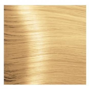 Крем краска Kapous Hyaluronic 10/3 Золотисто-платиновый блонд, 100 мл