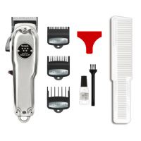 Машинка для стрижки WAHL Magic Clip Cordless Metal Edition