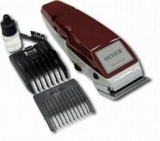 Машинка для стрижки волос Moser 1400-0051 (бордовая)