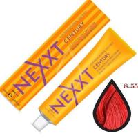 NEXXT Крем-краска 8-55 Светло-русый красный насыщенный 100мл.