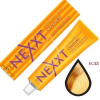 NEXXT Крем-краска 9-33 Блондин насыщенный золотистый 100мл.